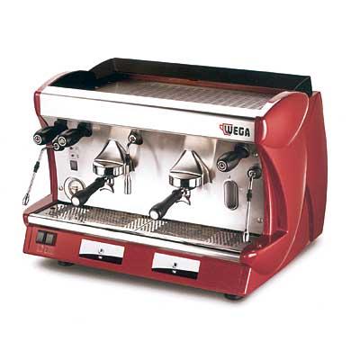 WEGA Vela epu/2 – ημιαυτόματη μηχανή καφέ espresso