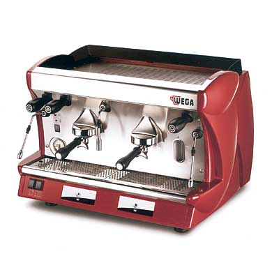 WEGA Vela epu/4 – ημιαυτόματη μηχανή καφέ espresso