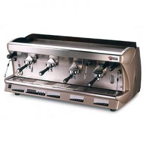 WEGA Vela evd/4 – αυτόματη δοσομετρική μηχανή καφέ espresso