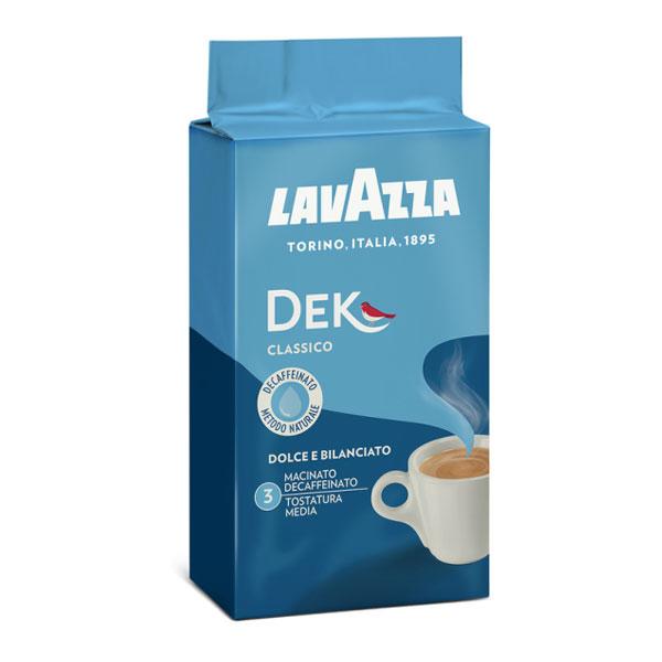 Καφές Espresso Lavazza Decaffeinato 250g αλεσμένος