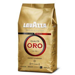 Καφές Espresso Lavazza Qualita Oro 1000g σε κόκκους